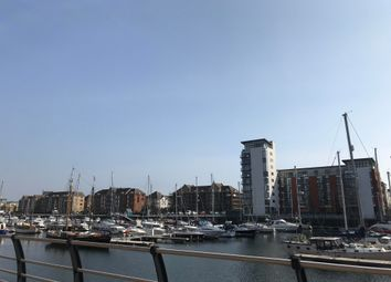 Thumbnail 2 bedroom flat to rent in Victoria Quay, Maritime Quarter, Swansea