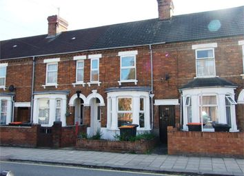 Thumbnail 3 bedroom terraced house to rent in Hurst Grove, Bedford
