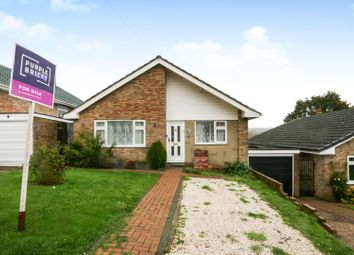 Thumbnail 3 bed detached bungalow for sale in Lyndhurst Road, Dover
