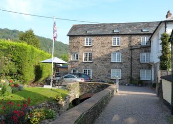 Thumbnail 2 bed flat for sale in High Street, Dulverton, Somerset