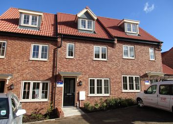 Thumbnail 3 bed town house to rent in Baker Avenue, Gringley-On-The-Hill, Doncaster