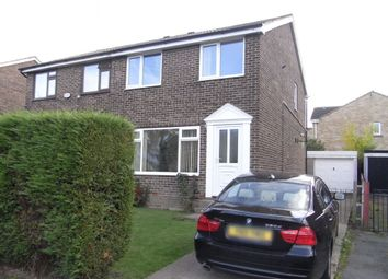 Thumbnail 3 bed semi-detached house to rent in Moorside Avenue, Bradford