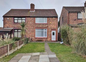 Thumbnail 3 bed semi-detached house for sale in Halton Court, Runcorn