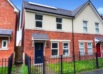 3 bed end terrace house for sale in Chester Road, Helsby WA6