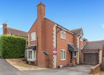 Thumbnail 3 bed detached house for sale in Yeftly Drive, Littlemore, Oxford