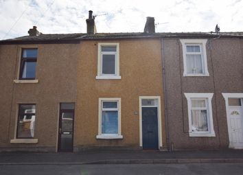 Thumbnail 2 bed terraced house for sale in Beach Street, Askam-In-Furness