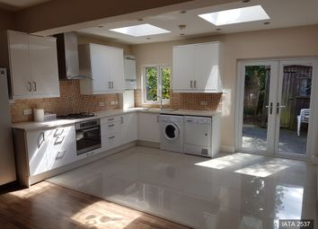 Thumbnail 3 bed terraced house to rent in Percy Road, London
