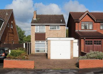 Thumbnail 3 bed detached house for sale in Brook Street, Wall Heath, Kingswinford