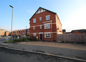 Thumbnail 4 bed town house for sale in Greenhalgh Crescent, Ilkeston