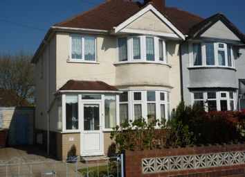 Thumbnail 3 bed semi-detached house for sale in Elm Avenue, Wednesfield