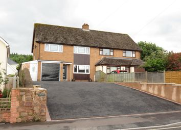 4 bed semi-detached house for sale in The Terrace, Bircham Road, Minehead TA24
