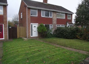 Thumbnail 3 bed semi-detached house to rent in Meadow Court Drive, Oldland Common, Bristol