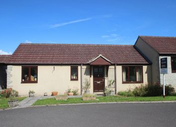 Thumbnail 1 bedroom bungalow for sale in Parkfields Orchard, Butleigh, Glastonbury
