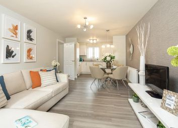 "Thumbnail 2 bedroom flat for sale in ""Strachan House"" at Knollys Road, Aldershot"