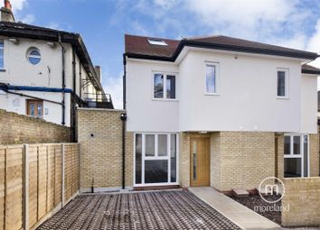 3 bed semi-detached house for sale in Summers Row, London N12