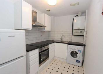 Thumbnail 1 bed flat to rent in Selborne Road, London