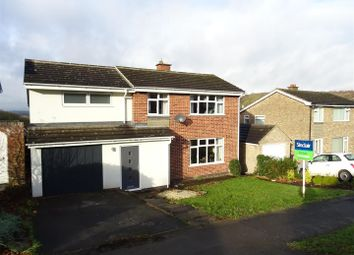 Thumbnail 4 bed detached house for sale in King Richards Hill, Whitwick, Leicestershire