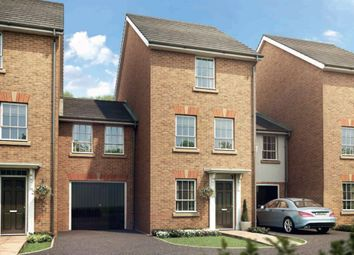 "Thumbnail 4 bedroom end terrace house for sale in ""Belgravia"" at Mount Street, Barrowby Road, Grantham"