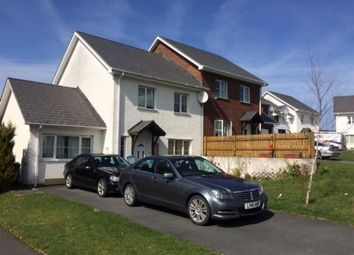 Thumbnail 3 bed semi-detached house for sale in Maes Crugiau, Aberystwyth, Dyfed