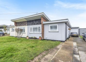 Thumbnail 3 bed semi-detached bungalow for sale in Sunset Close, Pevensey Bay, Pevensey