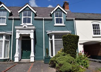 Thumbnail 3 bed terraced house for sale in Denbigh, Denbighshire