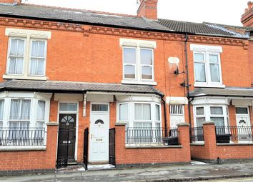 Thumbnail 3 bed town house to rent in Marfitt Street, Leicester