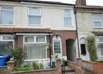 Thumbnail 2 bedroom terraced house for sale in Vincent Road, Norwich