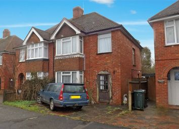 Thumbnail 3 bed semi-detached house for sale in Buxton Drive, Bexhill-On-Sea, East Sussex