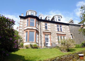 Thumbnail 4 bed flat for sale in Middle Flat, Skeoch Villa, 41, Argyle Terrace, Rothesay, Isle Of Bute