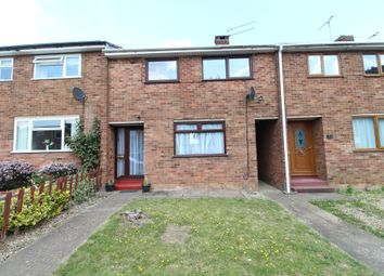 Thumbnail 3 bedroom terraced house to rent in Clay Road, Bury St. Edmunds