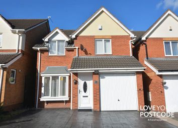 Thumbnail 4 bedroom detached house for sale in Dudley Road East, Tividale, Oldbury