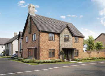 4 bed semi-detached house for sale in Lakeview, Colwell Green, Witney, Oxfordshire OX29