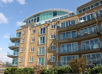 Thumbnail 2 bed flat to rent in Pacific Wharf, Rotherhithe Street SE16, London Se16