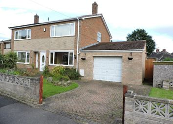 Thumbnail 3 bed semi-detached house for sale in Moorley, Birdwell, Barnsley