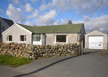 Thumbnail 4 bed detached bungalow for sale in The Green, Millom