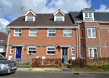 Thumbnail 3 bed town house for sale in Sandstone Grove, Hermitage, Berkshire