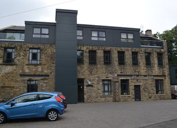 Thumbnail 2 bed flat to rent in Old Bank, Slaithwaite, Huddersfield