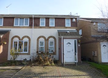 Thumbnail 3 bed semi-detached house for sale in Waterford Close, Cardiff