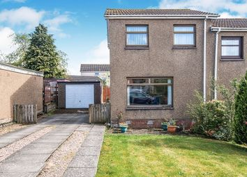 Thumbnail 3 bed semi-detached house for sale in Garvald Road, Denny
