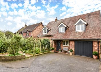Thumbnail 4 bed detached house to rent in Eggars Field, Bentley, Farnham