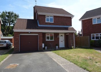Thumbnail 2 bed detached house for sale in Church View Close, Donington, Spalding