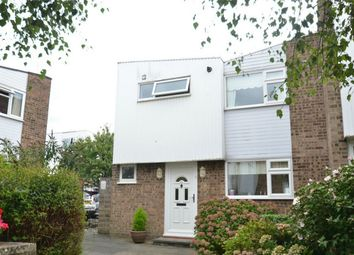 Thumbnail 3 bed end terrace house for sale in Markham Court, Regency Walk, Shirley, Croydon, Surrey