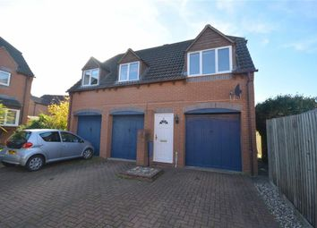 Thumbnail 1 bed detached house for sale in Hasfield Close, Quedgeley, Gloucester