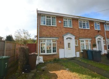 Thumbnail 3 bed end terrace house for sale in Almond Way, Harrow