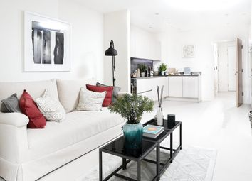 Thumbnail 3 bedroom town house for sale in Bourke Close, London