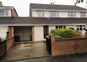 Thumbnail 4 bedroom semi-detached house for sale in Stockwood Road, Stockwood, Bristol
