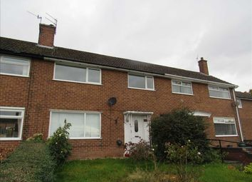 Thumbnail 3 bed terraced house to rent in Houghton Road, Upton, Wirral