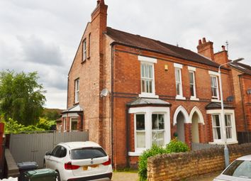 Thumbnail 4 bed semi-detached house for sale in Highfield Road, West Bridgford, Nottingham