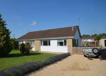 Thumbnail 2 bedroom semi-detached bungalow for sale in Vale Road, Stalbridge, Sturminster Newton