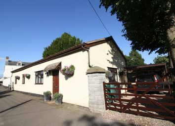 Thumbnail 2 bed detached bungalow for sale in Front Street, Chedzoy, Bridgwater